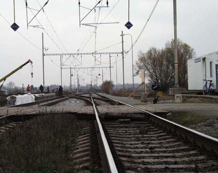 Zabezpečovací zařízení pro železniční dopravu, počítač náprav v kolejových úsecích PNS-03