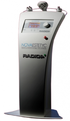 omlazení pleti pomocí radiofrekvence - přístrojem Radio4