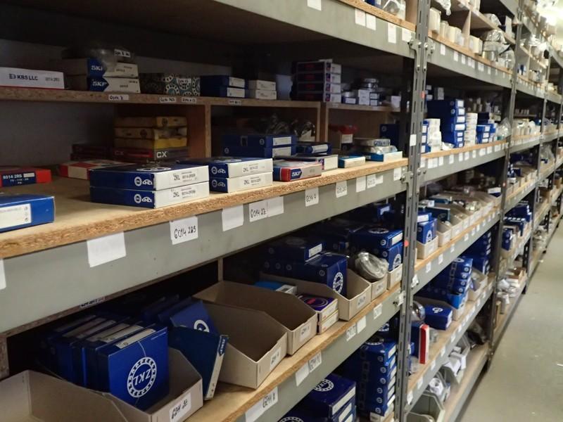 Výkup a prodej ložisek, ložisková tělesa od tuzemských a zahraničních výrobců