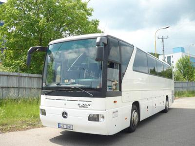 Trasporto internazionale di autobus – contratto di viaggi Repubblica Ceca