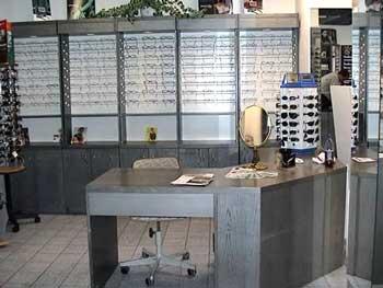 Dioptrické brýle, kontaktní čočky dle výsledků měření zraku