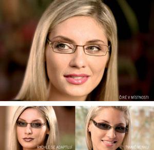 Dioptrické brýle Zlín