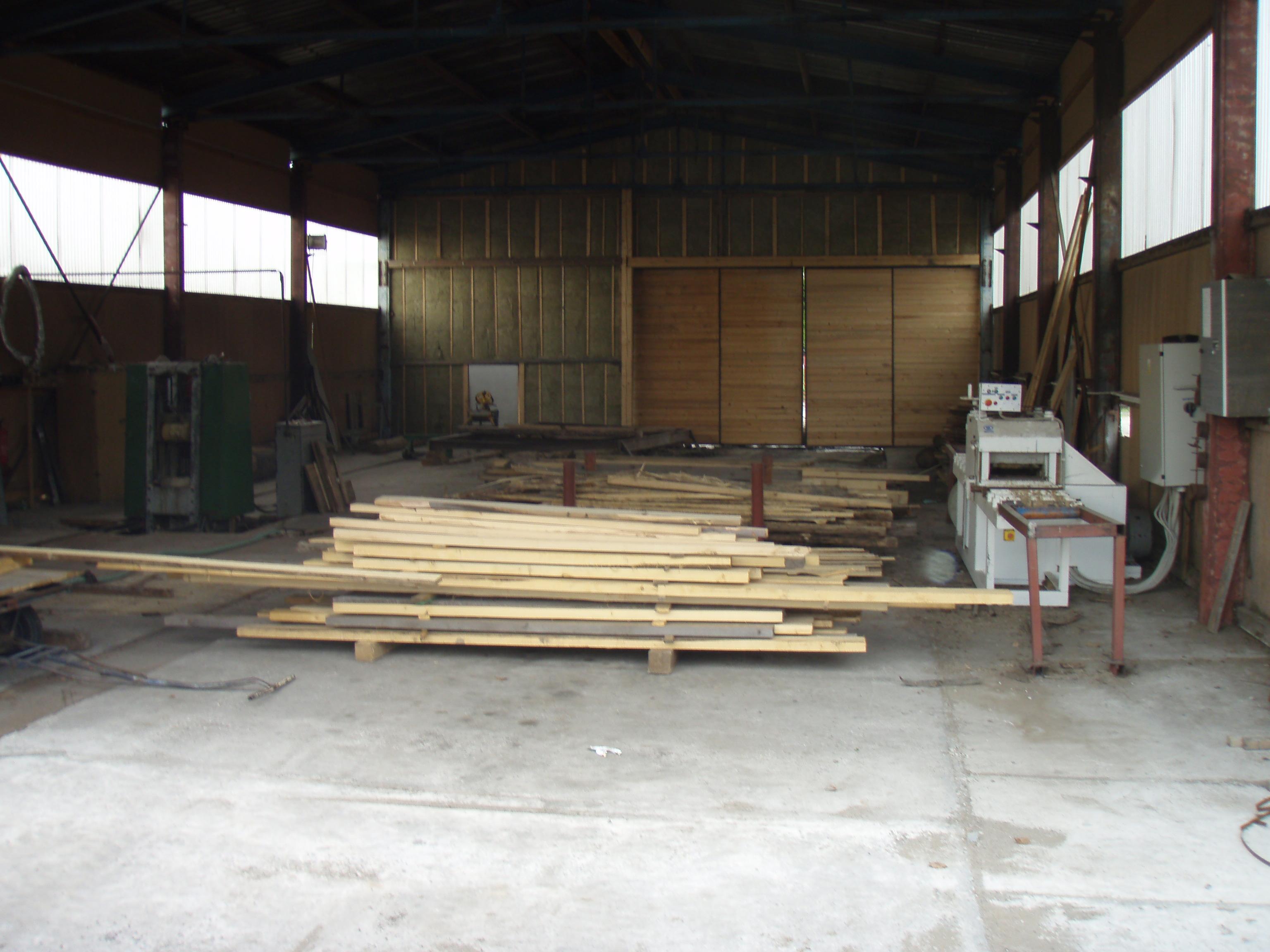 Prodej nebo pronájem areálu pily u Opavy