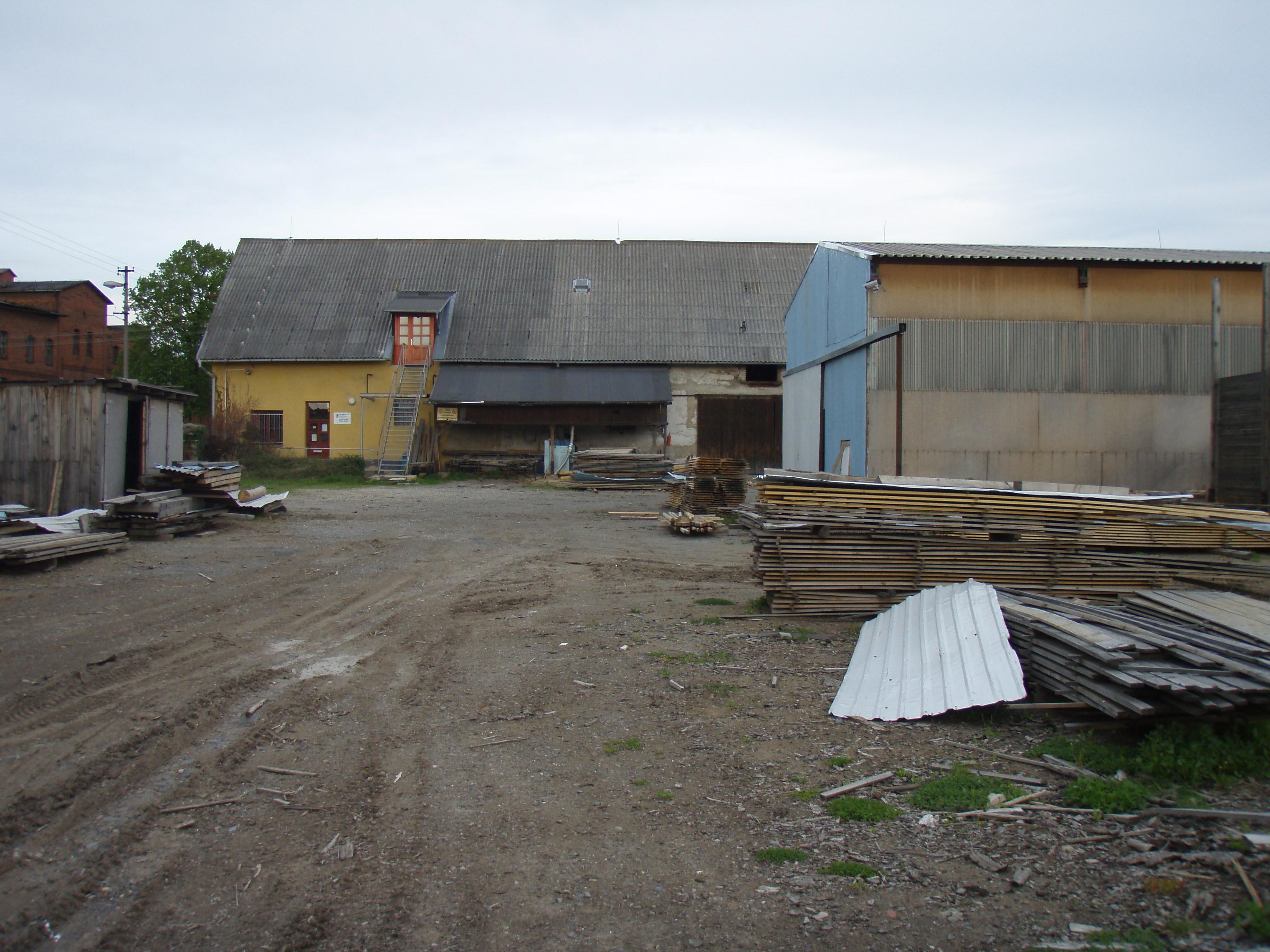 Verkauf oder Vermietung des Sägewerksareals