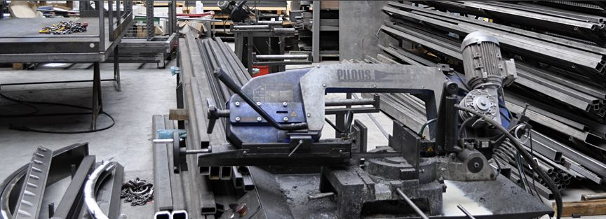 Profesionální řezání kovů pomocí plasmy nebo laseru - všechny druhy kovů