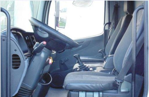 Mercedes kabina