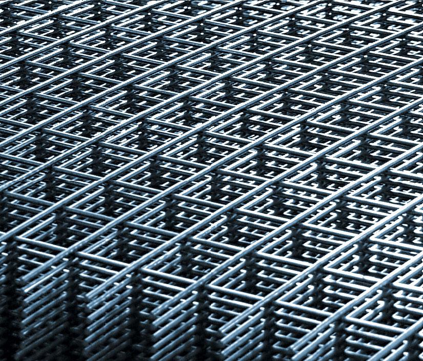 Produkcja spawanych sieci na zamówienie - siatki spawane w różnych wariantach Czeski