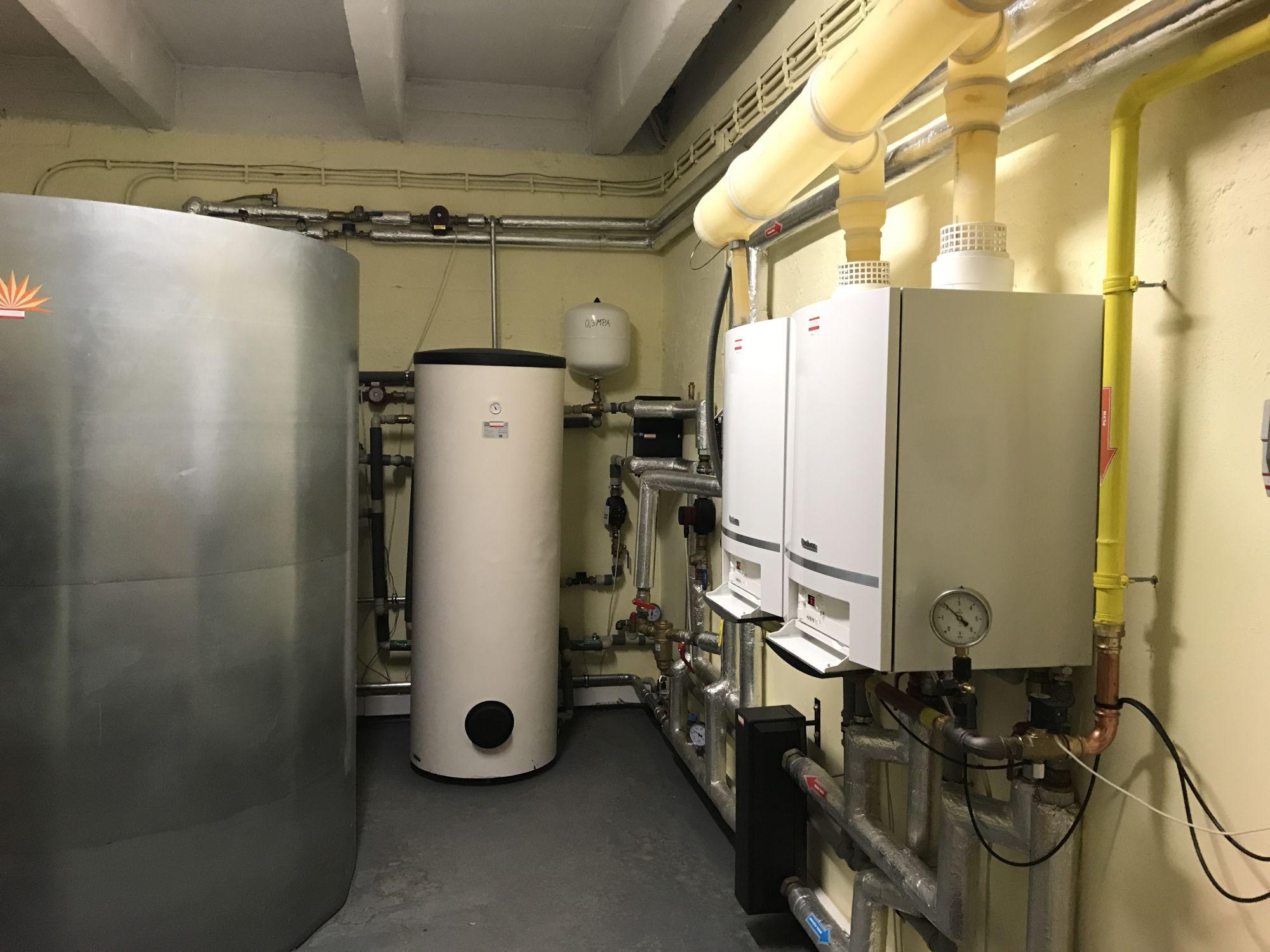 Modernizace stávající plynové kotelny Maddeo