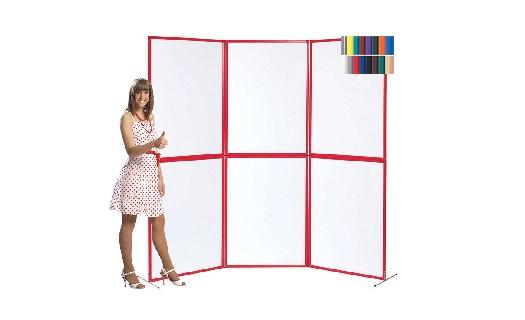 Propagační paravany, zástěny a poutače - výstavní plocha pro Vaši reklamu