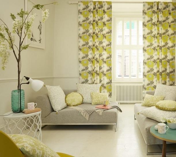 bytový textil, záclony i podlahy od Franc Zlín