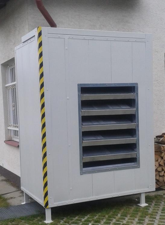 Řešení hluku z klimatizace