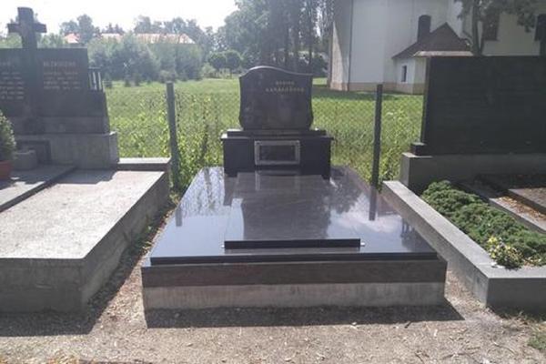 Kamenictví Frýdek-Místek - kvalitní kamenické práce, výroba náhrobků a pomníků