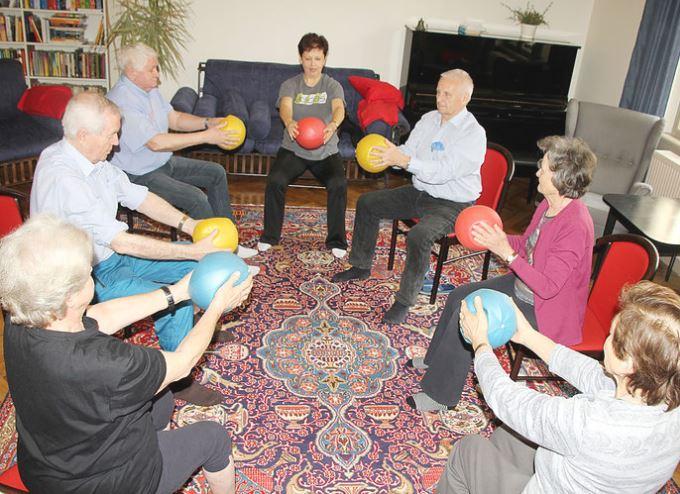 Logopedické terapie a péče o seniory
