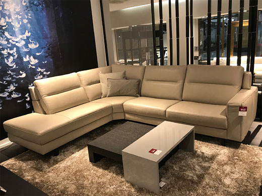 Výprodej nábytku Natuzzi Italia- Praha 1 – slevy a výhodné ceny