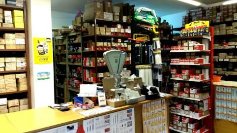Prodej kotevního a spojovacího materiálu