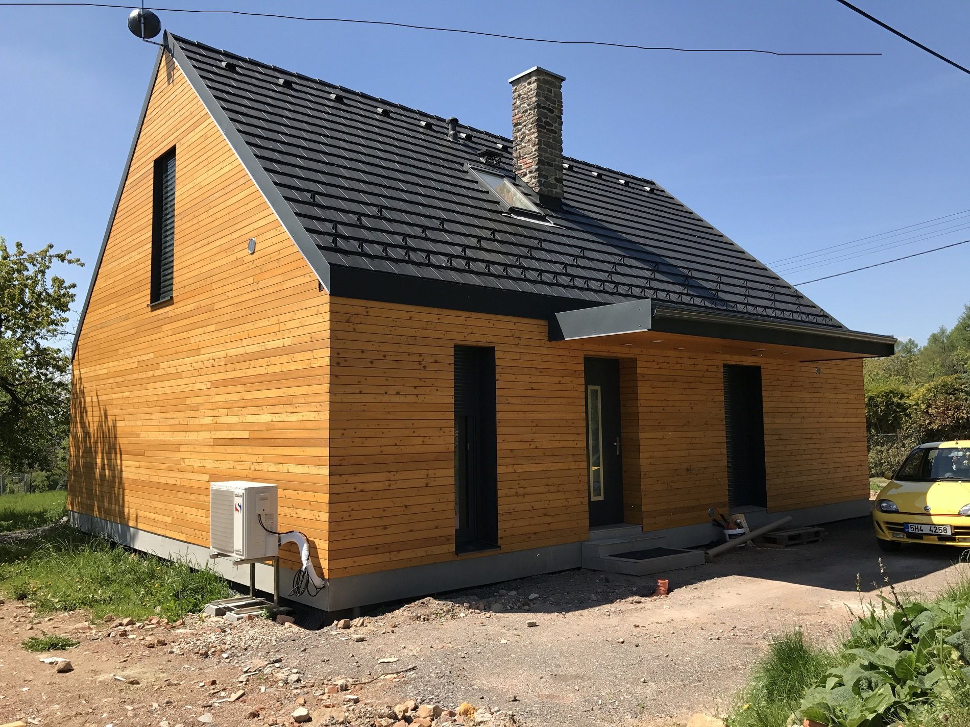 Kvalitní kanadské dřevostavby typu pasivních rodinných domů