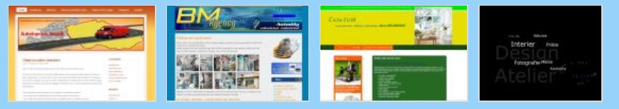 Výroba www stránek