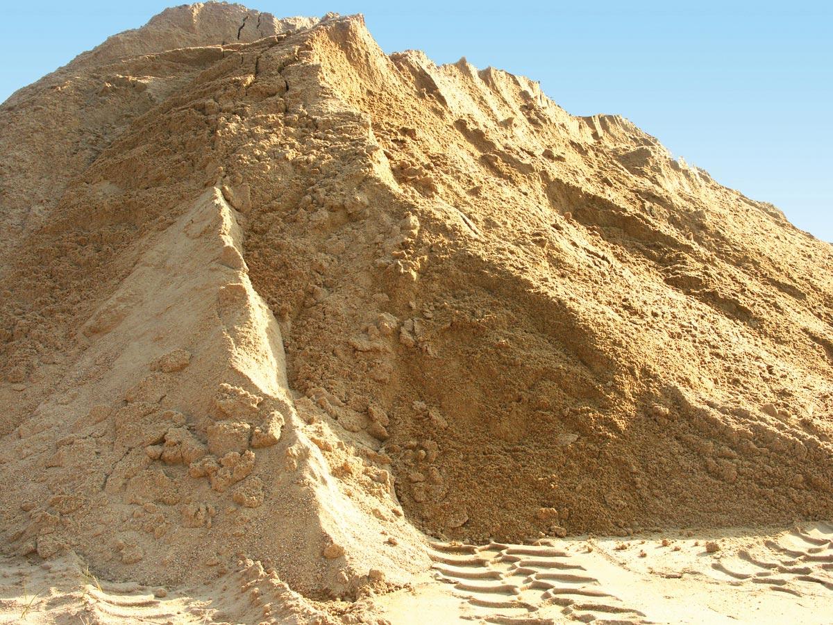 Prodej písku Hranice na Moravě