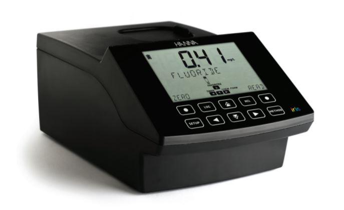 Multiparametrový spektrofotometr IRIS