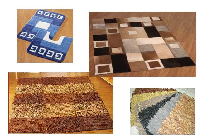 INDIE; Koberce, rohože, podlahy