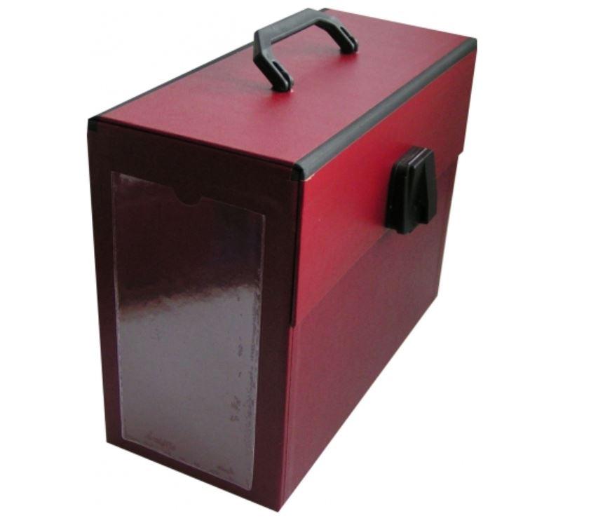 Bezpečnostní vaky, přepravní bedny a kufříky Praha – určené pro přepravu i archivaci