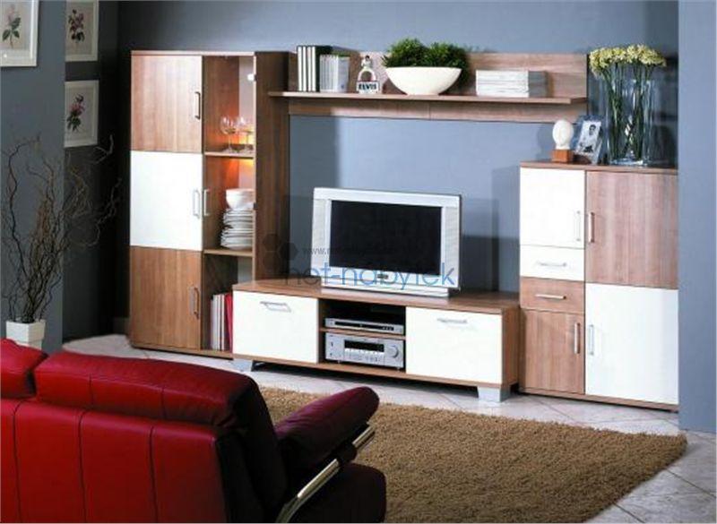 Sestavy nábytku do obýváku a obývací stěny
