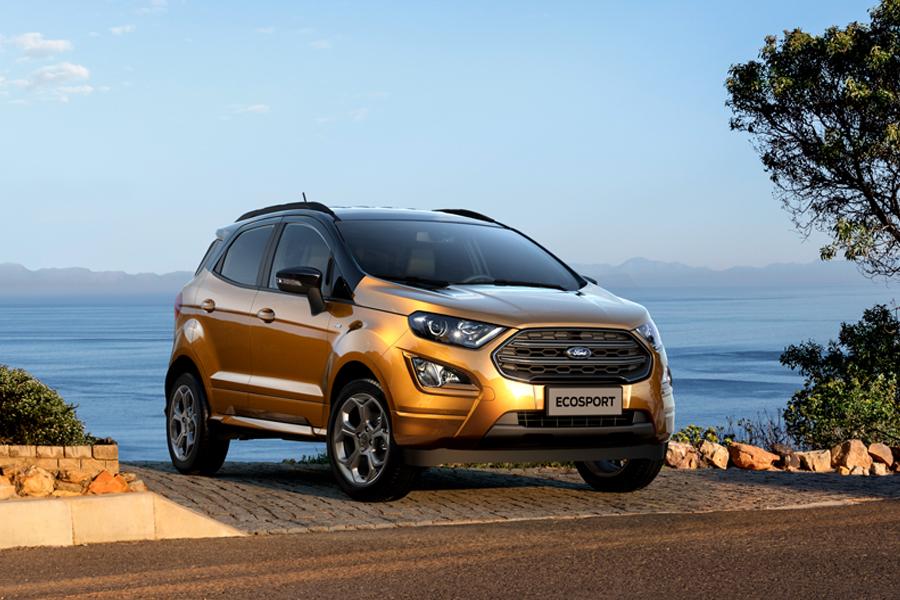 Sportovní vůz plný života to je Ford EcoSport - výkonný, bezpečný, prostorný a za bezkonkurenční ceny