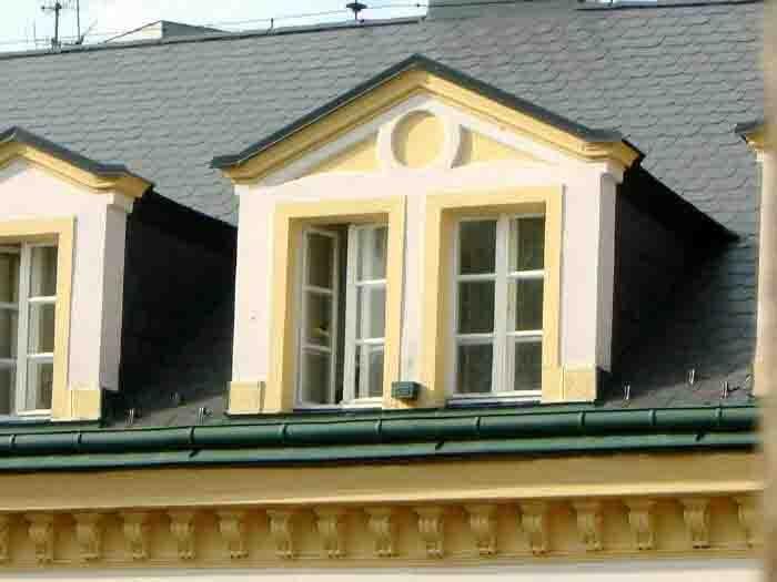 Opravy šikmých střech za pomocí široké řady pokrývačských materiálů