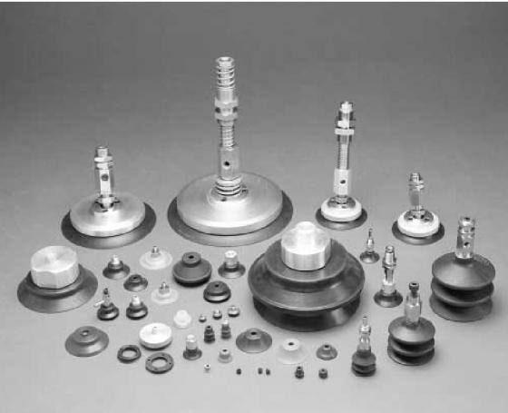 Vakuové systémy, vakuové generátory, ejektory, senzory, přísavky. Kompletní zakázka