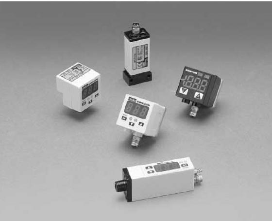 Vakuové systémy, konstrukční řada CONVUM -senzory