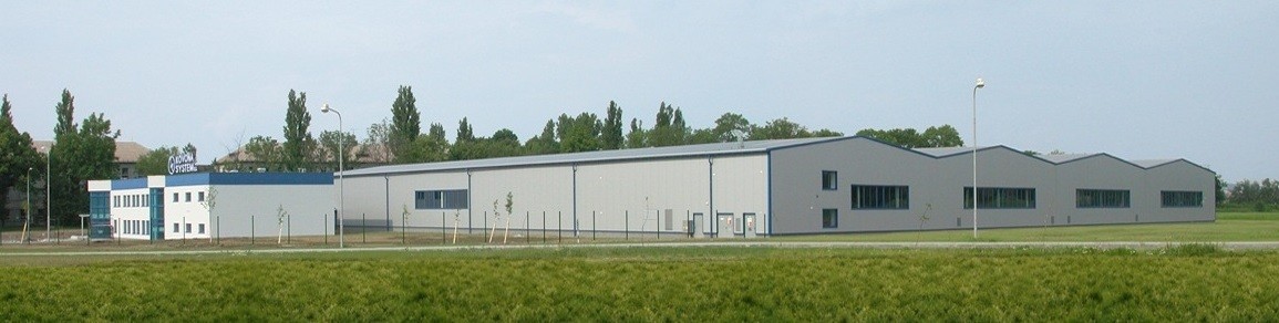 Custom large-scale metal manufacturing, engineering production the Czech Republic