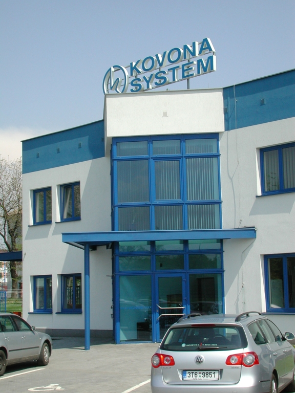 Kundenspezifische Metallerzeugung, Maschinenbauproduktion  die Tschechische Republik