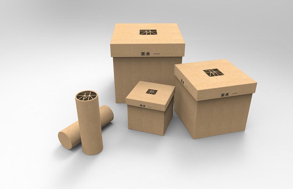 Výroba papírových a lepenkových obalů – krabice, proložky