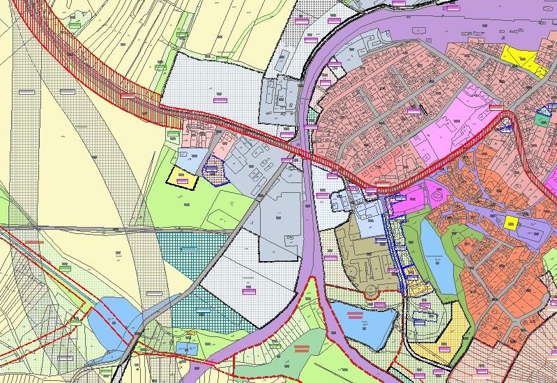 Architekti a územní plánování, Třebíč