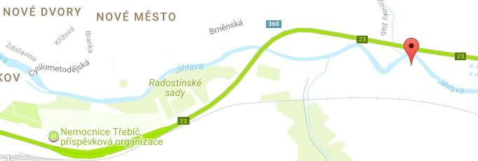 Autorizovaný autoservis Třebíč, Vysočina