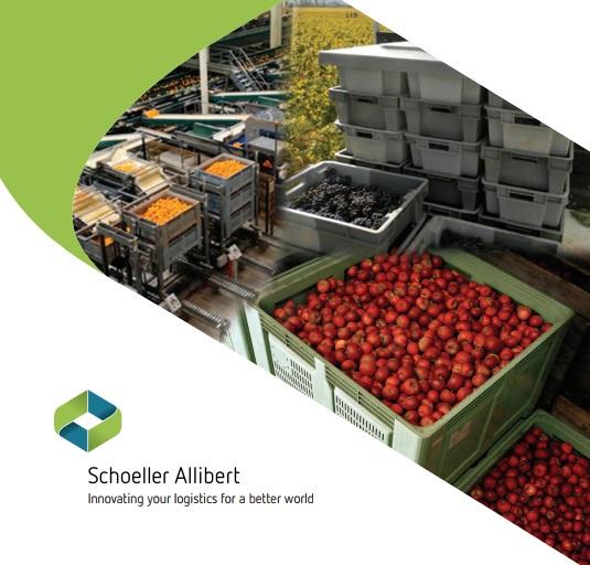 Plastové boxy k uskladnění ovoce - prodej