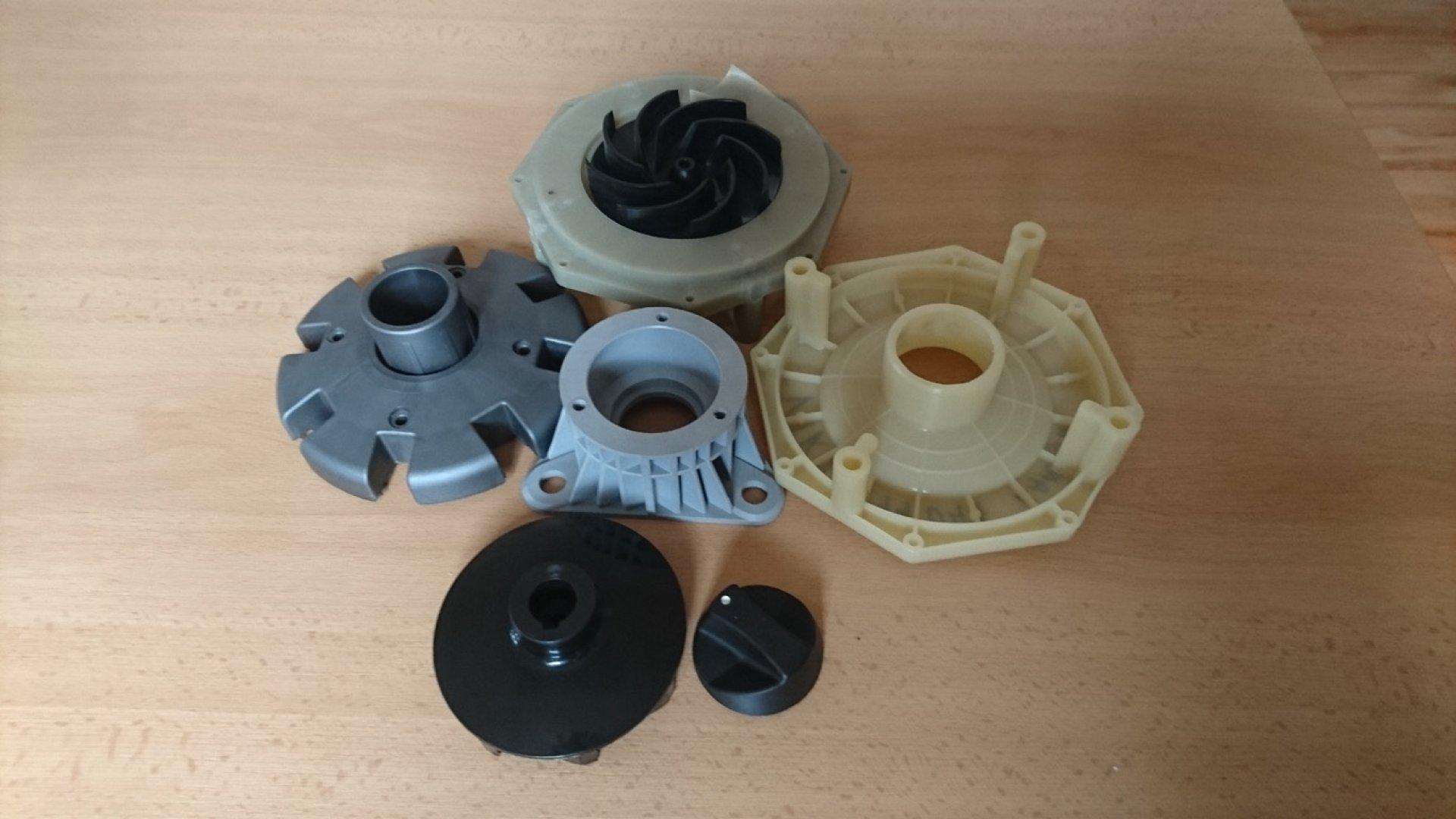 Výroba plastů Tachov