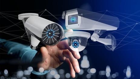 Elektronická zabezpečovací signalizace EZS, docházkové a kamerové systémy CCTV, montáž