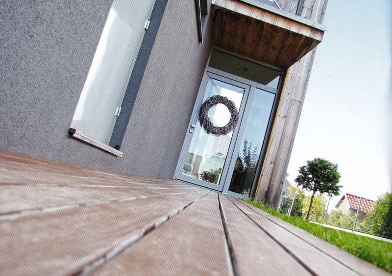 Spolehlivé, vchodové bezpečnostní dveře - moderní vstupní dveře na míru od firmy BARAN