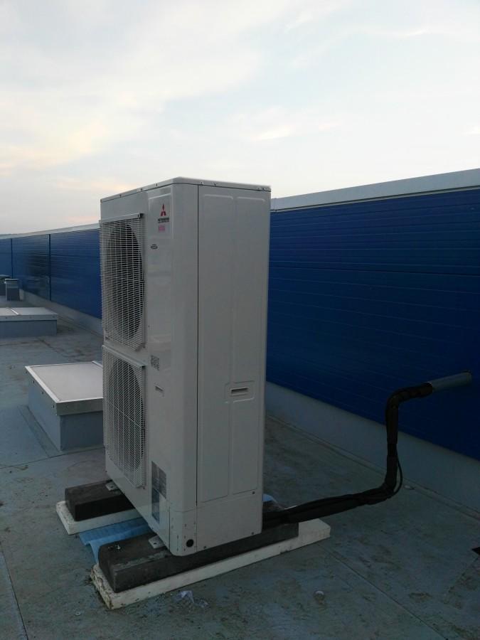 Vzduchotechnika v průmyslu