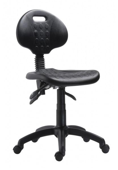 Průmyslové dílenské židle a pracovní židle do různých provozů - možnost individuálních úprav