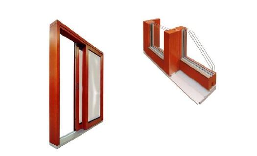 Prosklené posuvné stěny velkých formátu - zdvižně posuvné dveře
