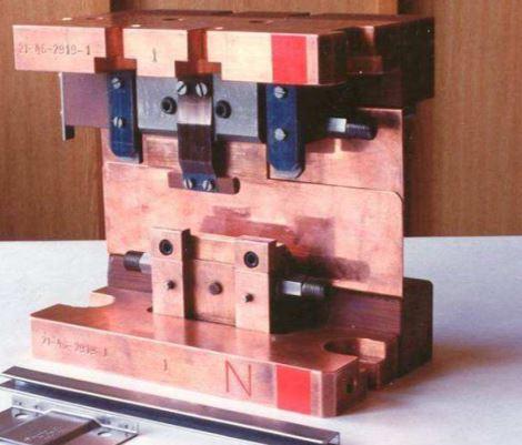 Vybavení pro zámečnickou výrobu