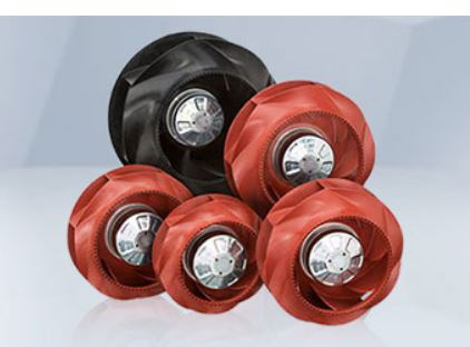 Odstředivé ventilátory - vysoká výkonnost, nízká hlučnost a snadná instalace