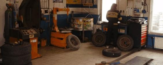 Zkušený pneuservis - servis TPMS ventilů, opravy i výměna kol