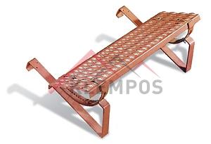 Pochůzné lávky, stupně, střešní schůdky, nášlapy na střechy - prodej, montáž