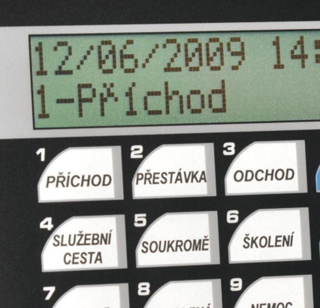 Přístupové a docházkové systémy Praha 8 – dodání, instalace, správa
