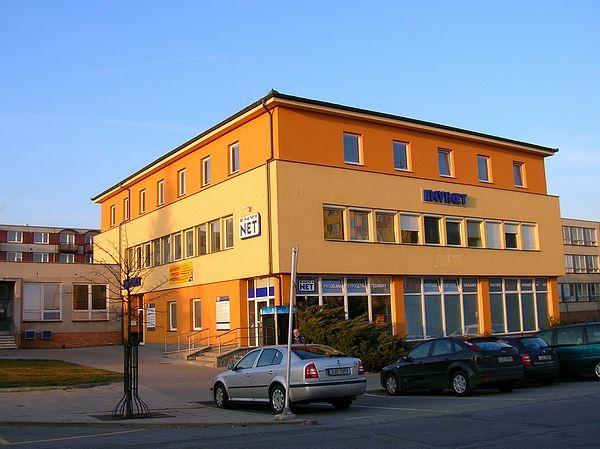 Rekonstrukce budovy a nadstavba Třebíč