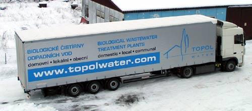 Základní servisní informace pro čističky odpadních vod