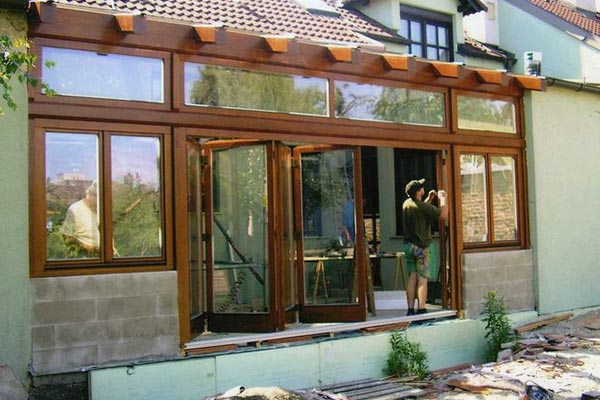 Zakázková výroba z masivního dřeva - Zimní zahrady,  Brno venkov, Ivančice